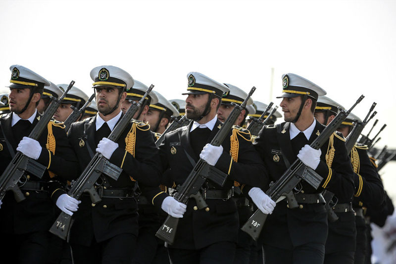 Iran's Annual Army Day Parades