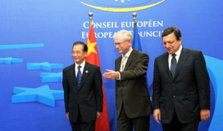 The New China-US-EU Triangle