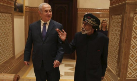 Why Did Netanyahu Visit Oman?