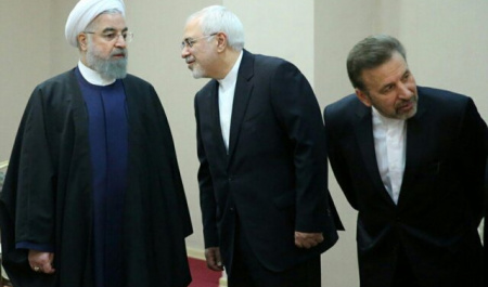 Rouhani Chief of Staff denies acceptance of Zarif's resignation