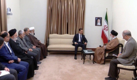 What Prompted Bashar Assad's Visit to Tehran?