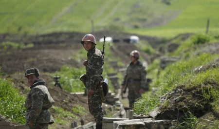 Iran calls for immediate ceasefire in Nagorno-Karabakh