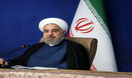 Rouhani: Iran Grappling with economic war not only solely sanctions