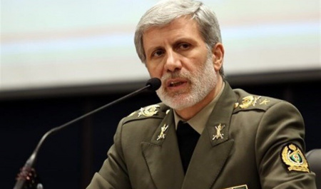 Iran has inked arms deal with other countries: defense minister