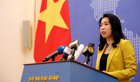 Vietnam laments U.S. decision to sanction firm over Iran trade
