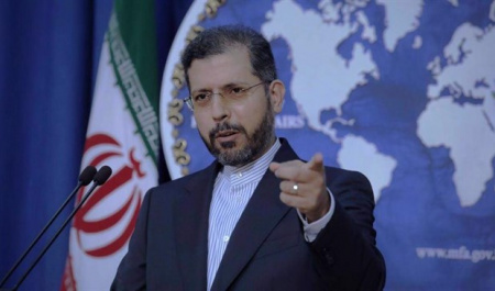 0 Tehran criticizes Pompeo's claim of seeking peace with Iranians