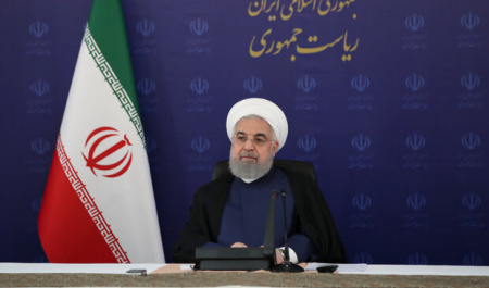 Rouhani: We're seriously after nullifying sanctions