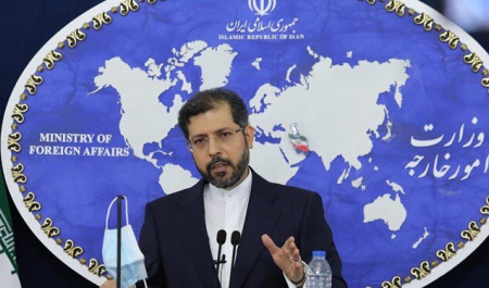 Iran says doesn't seek tensions