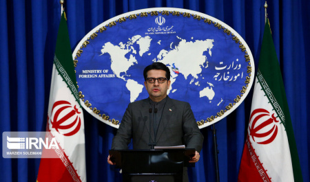 No honesty in U.S. words and behavior, Iran says