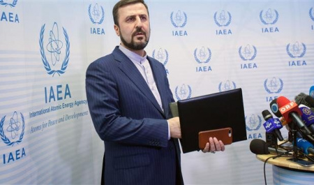 Iran's IAEA envoy: Extra-ordinary cooperation may be no longer on agenda