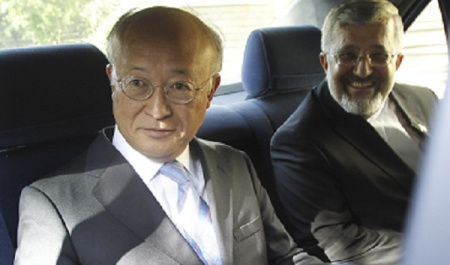 Amano's Reasoning in Recent IAEA Report Was Baseless