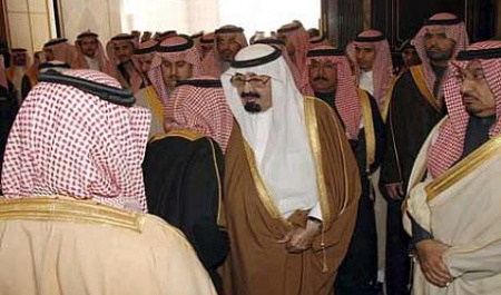 Saudi Arabia Contains Its Security Threats