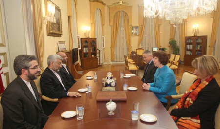 Optimism for Outcome of Almaty Negotiations
