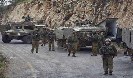 Conditions Won't Allow Israel to Enter into War