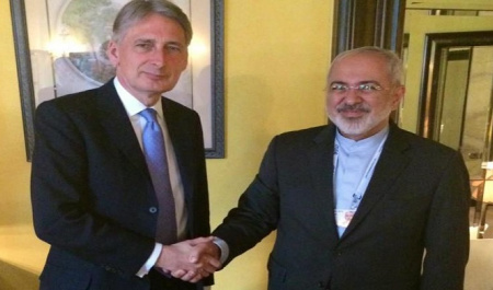 Growing Iran-Britain Relations