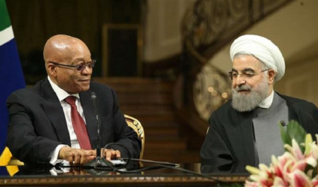 Bright Future for Iran-South Africa Cooperation