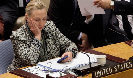 Clinton's E-Mails on Iran