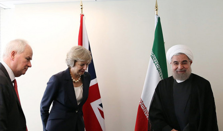 UK's Profit-before-Principle Policy in Middle East Not Welcome in Iran
