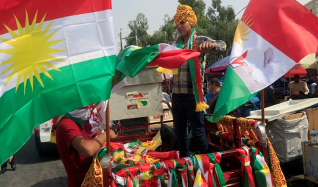 Why Iran Should Back Kurdish Independence Bid