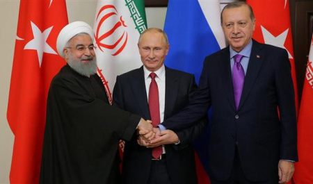 Iran, Turkey, Russia Cooperation Sends Strong Message to the US