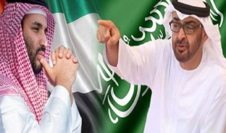 """Power struggle"" expanded between Riyadh and Abu Dhabi"