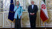 EU Sees Iran Influential Geopolitical Power for Handling Crises in ME and Beyond
