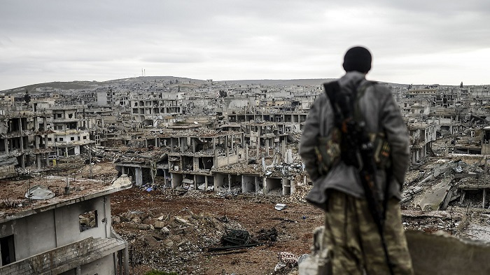 Has the Syrian War Come to Its End?