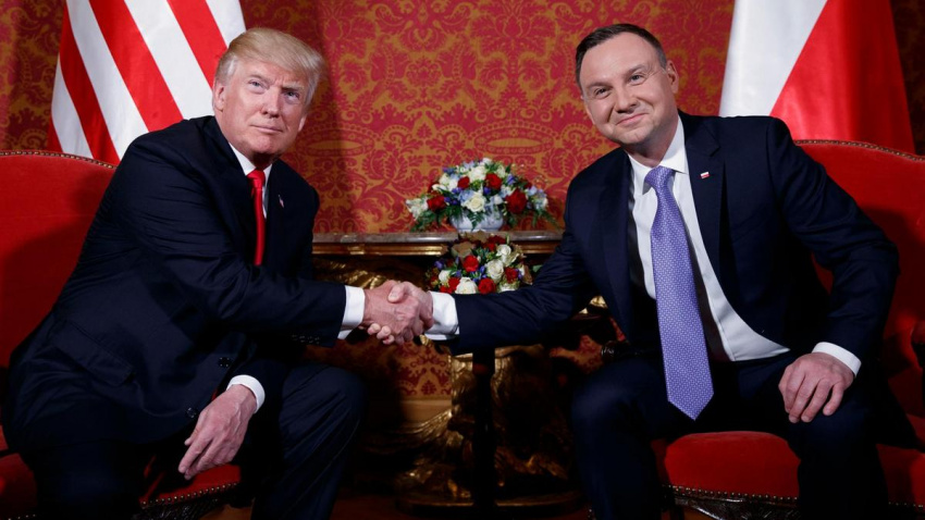 Poland's New Proxy Role for US