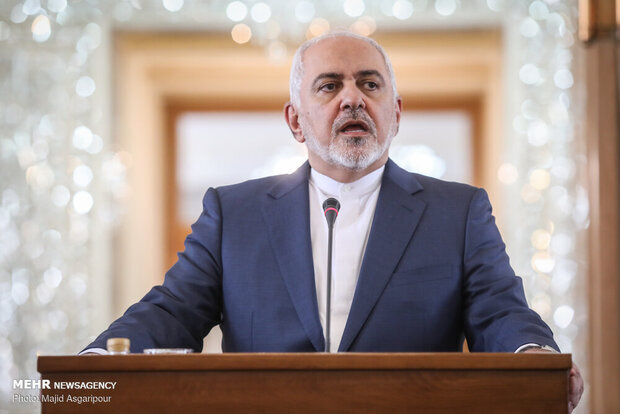 Zarif: IAEA chief's Iran visit not related to U.S. snapback move