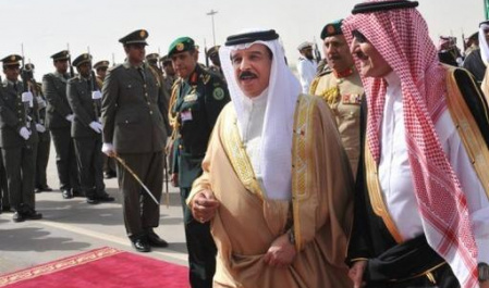 How  unity between Bahrain and Saudi Arabia affects Iran and the Persian Gulf