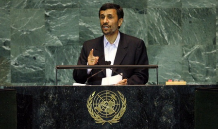 Growing Challenges in Ahmadinejad's Foreign Policy