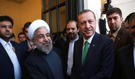 Significance of Rohani's Visit to Turkey