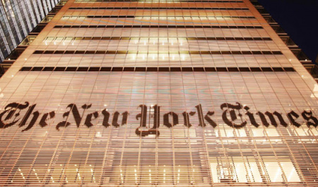 New York Times and Disinformation on Iran
