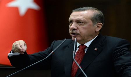 Erdogan Projecting Wrongdoings on Iran, Russia