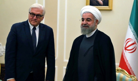Is Germany Uninterested in Expanding Political Relations with Iran?
