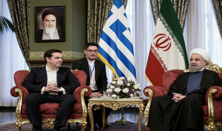 New Chapter in Iran-Greece Relations