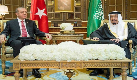 Turkey and Saudi Arabia's Empty Hands in Syria