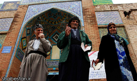 Across the Country, Iranians Vote in the Second Round of Parliamentary Elections
