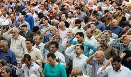 Friday Prayers across Iran: Salaries, regional developments, and the nuclear deal