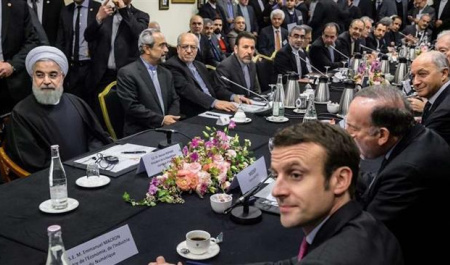 Iranian Leadership or Hegemony? A Response to Macron