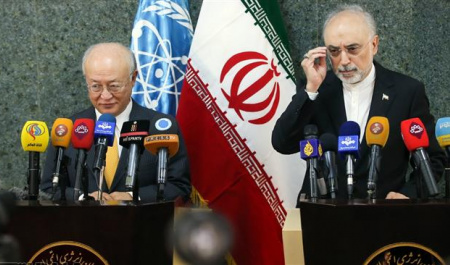 Is IAEA's Amano Falling for a More Intrusive Monitoring of Iran's Nuclear Program?