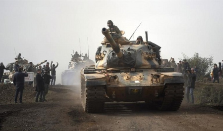 Turkey's Questionable End-Game in Syria