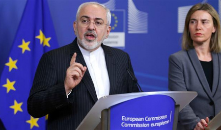 Europe, Iran baffled by U.S. position on nuclear deal