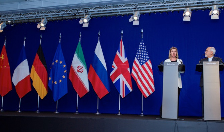 Iran nuclear deal vital for global non-proliferation regime
