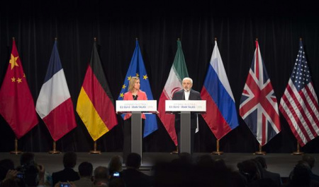 Preservation of JCPOA Would Maintain Europe's Credibility