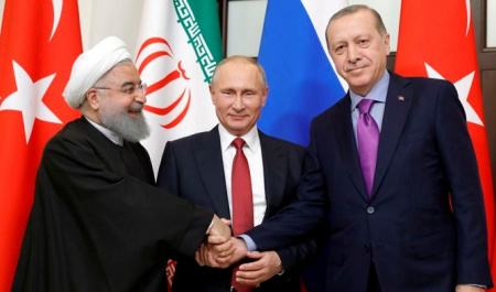 Ex-diplomat: Not only China, but Russia, India, Turkey will leave Iran