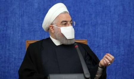 Don't shy away from obeying law, Rouhani advises Biden administration