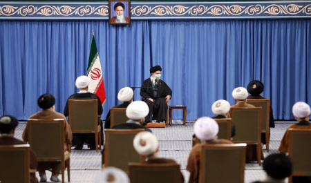 Leader: Uranium enrichment based on Iran's need, may reach 60%