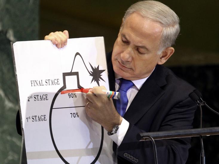 نتانیاهو، بزرگترین بازنده در کارزار هسته ای ایران