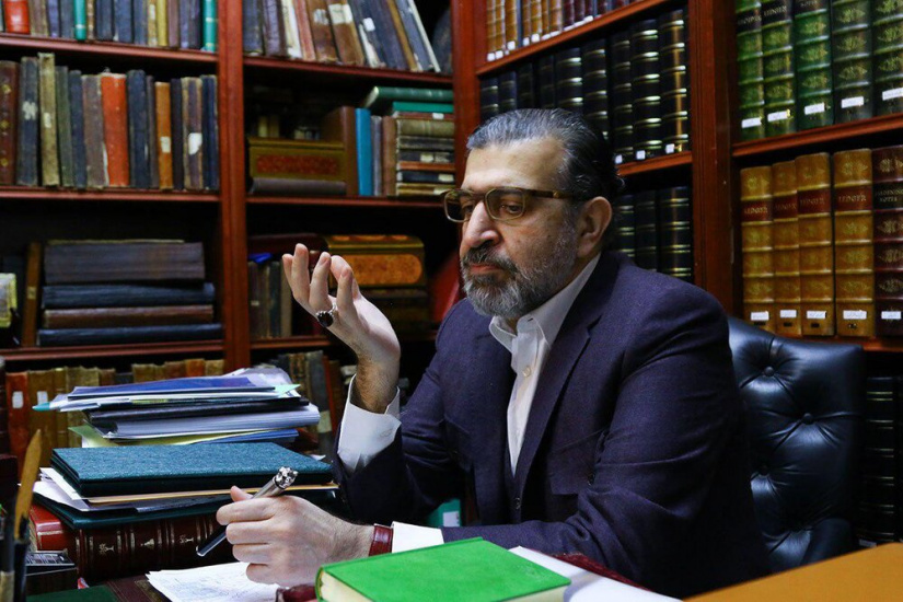 صادق خرازی: ظریف میتواند پدیده انتخابات باشد